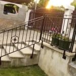 Lépcső korlát